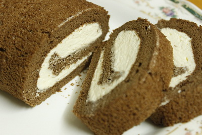 FlourlessChocolateSponge