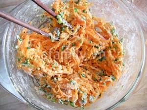 Banh carot 20.11.14 5 Hướng dẫn làm bánh cà rốt chiên giòn