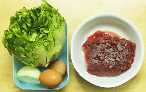 1418812150 salad tron thit bo xao 1 Salad trộn thịt bò xào