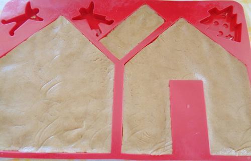 banh nha gung 17.12.14 8 Cách làm bánh nhà gừng đón giáng sinh