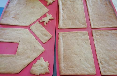 banh nha gung 17.12.14 9 Cách làm bánh nhà gừng đón giáng sinh