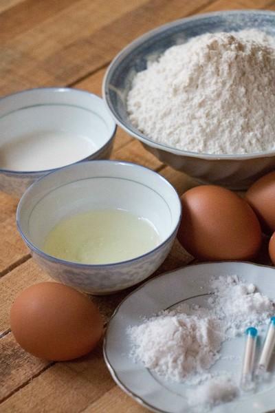 banh phu si 12.12.14 2 Hướng dẫn làm bánh Phú Sĩ