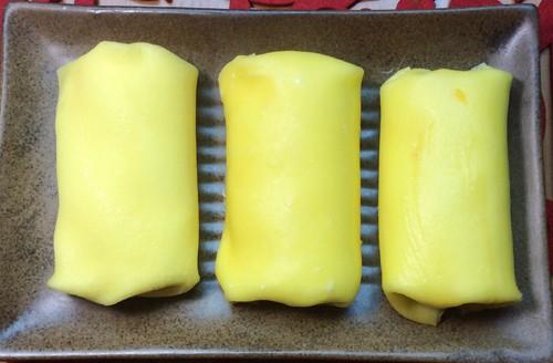 banh sau rieng 10 Làm bánh sầu riêng ngon không thể cưỡng lại