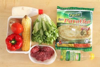 banh taco 13.12.14 1 Cách làm bánh kẹp Taco từ Mexico